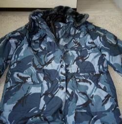 Jacket pea coat 54 size new