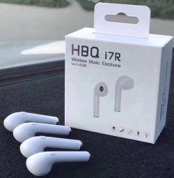 Căști fără fir Bluetooth HBQ i7 AirPod