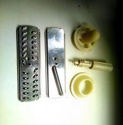 Μαχαίρια για επεξεργαστή τροφίμων scarlett, vitek