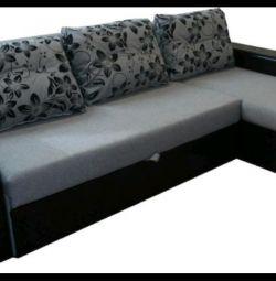 New Corner Sofa Madrid May Gray