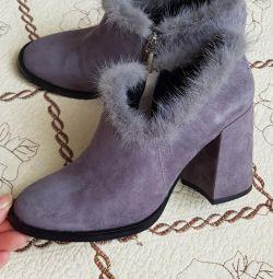 Ανδρικές μπότες για γυναίκες - Calipso + δώρο