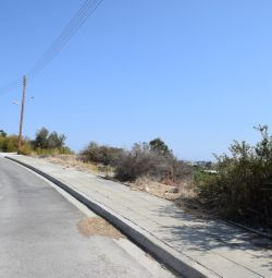 Residential Plot in Germasogeia, Limassol