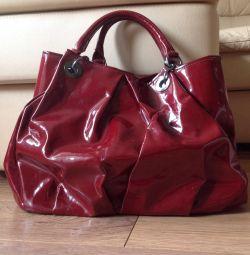 Τσάντα χύμα Zara