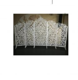 Carved screen. Rent