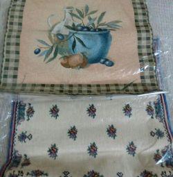 New tapestry napkins