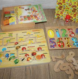Іграшки з дерева