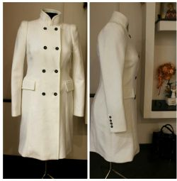 Новое пальто zara р.46
