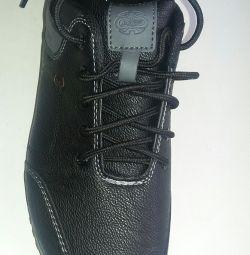 Erkek ayakkabıları! Tüm ebatlar mevcut