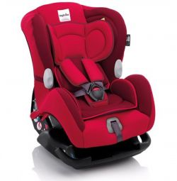 Car seats of category 0/1 from 0 to 18 kg