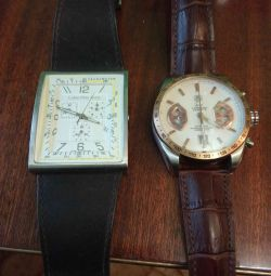 Calven clover and tag karera watches