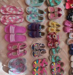 Взуття для дев.