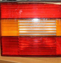 Фонарь задний левый VW Passat B4 крышка багажника