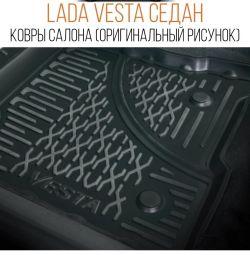 Covorașe Lada Vesta kit