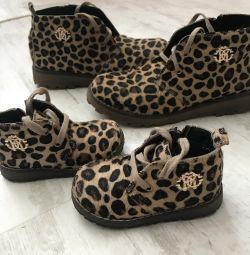 Μπότες Roberto Cavalli
