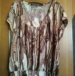Блуза раз. 52-54