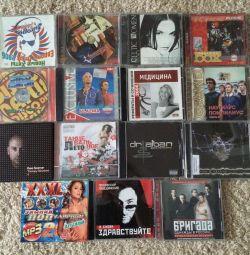 Disks music