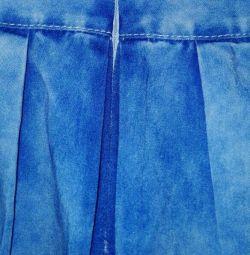 Skirt lightweight jeans Turkey