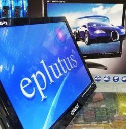 Цифровий телевізор 14.1 Eplutus EP-143T DVB T2
