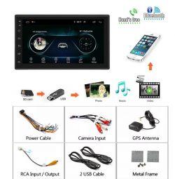 Radio Android 8.1, Wi-Fi Bluetooth.