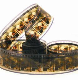 Bandă de film de 35 mm