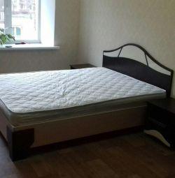 Новая. Кровать Лагуна-5