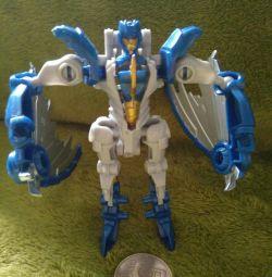 Dezvoltarea robotului Dragon Transformer