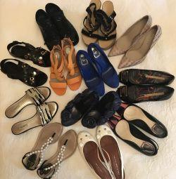 Γνήσια γυναικεία παπούτσια