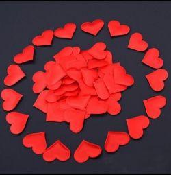 Hearts for creativity