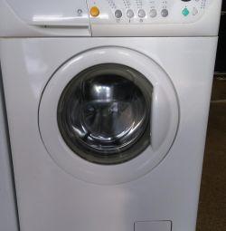 Πλυντήριο Zanussi