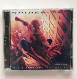Musical disc Spider Man