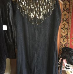 Large size dress