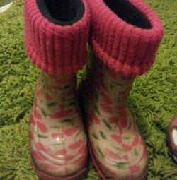 Rubber boots Demar 24-25
