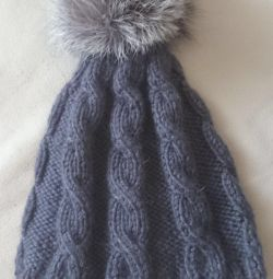 Hat for a boy, new