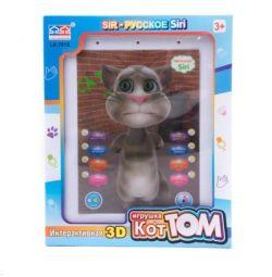 Планшет Кот Том интерактивный,новый