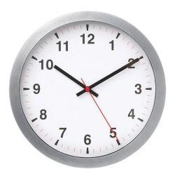 Wall Clock. Silent. 28 cm. Sweden.
