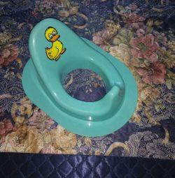 Scaun pentru toaletă