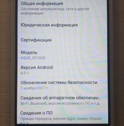 Smartphone ASUS ZenFone Max ZC550KL 3 / 32GB