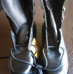 Winter boots. Butex.