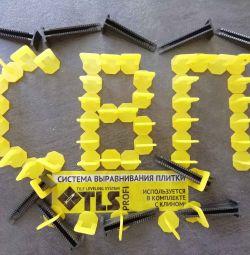 Tls profi leveling system 1mm 1.4mm