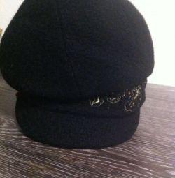 Șapcă drapată