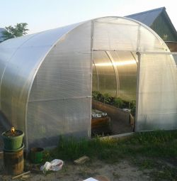 GREENHOUSE 3 × 6 sudate Folk