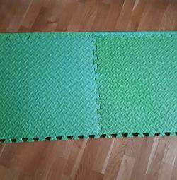 Soft floor 63 × 125 cm thickness 2 cm
