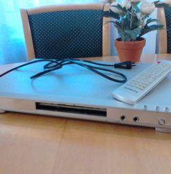 Видео и DVD плеер на запчасти