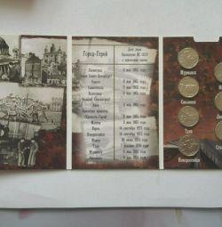 Hero City Coin Album