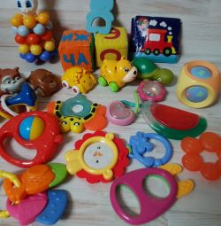 Іграшки б / у