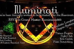 Εγγραφείτε γρήγορα στο Illuminati σήμερα και γίνετε πλούσιοι
