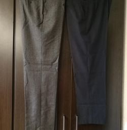 штани класичні