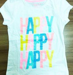 Βαμβάκι T-shirt για κορίτσι ΝΕΟ