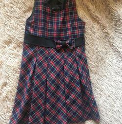 School dress for girl