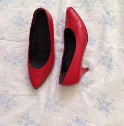 Туфли натур. кожа р 36